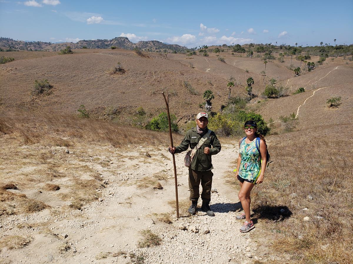Dicas de viagem pra Komodo