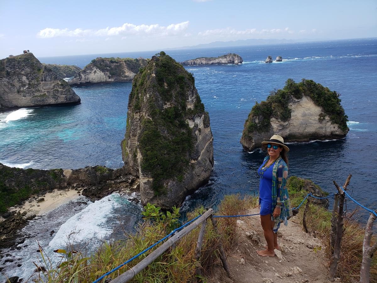 Roteiro em Nusa Penida