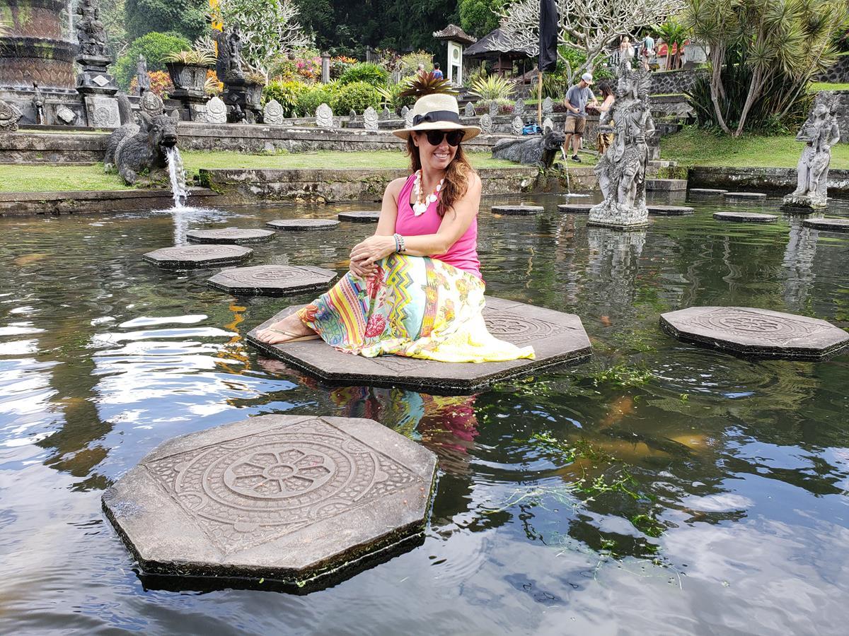 Templos em Bali