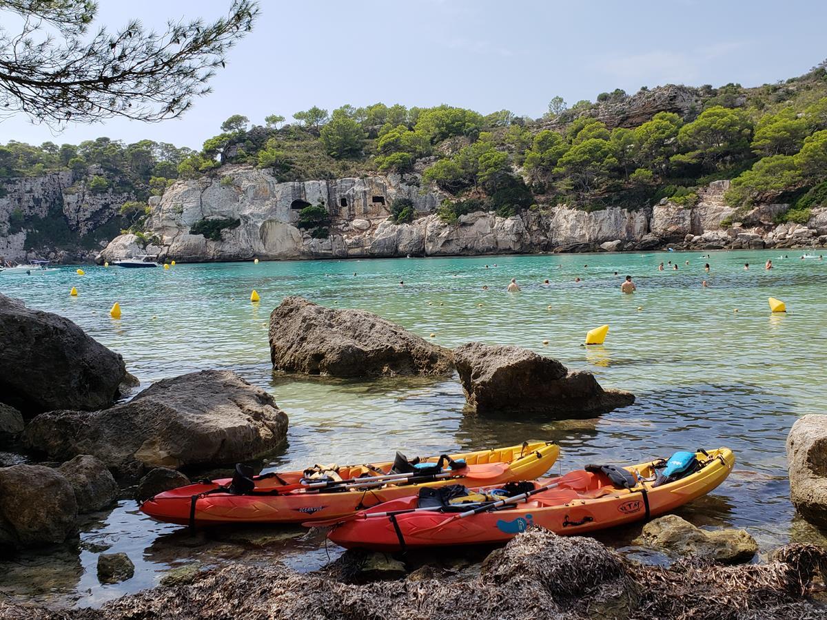 dias de menorca kayak