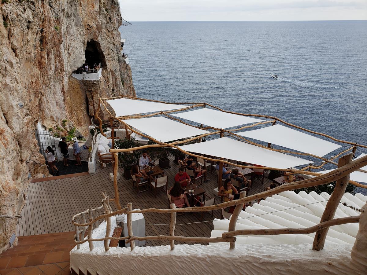 Menorca Cova D'en Xoroi