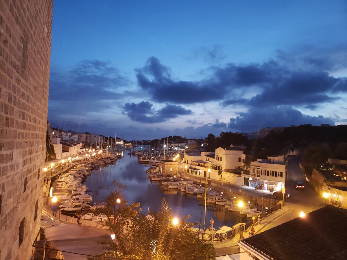 Dicas de Menorca Porto da Ciutadella