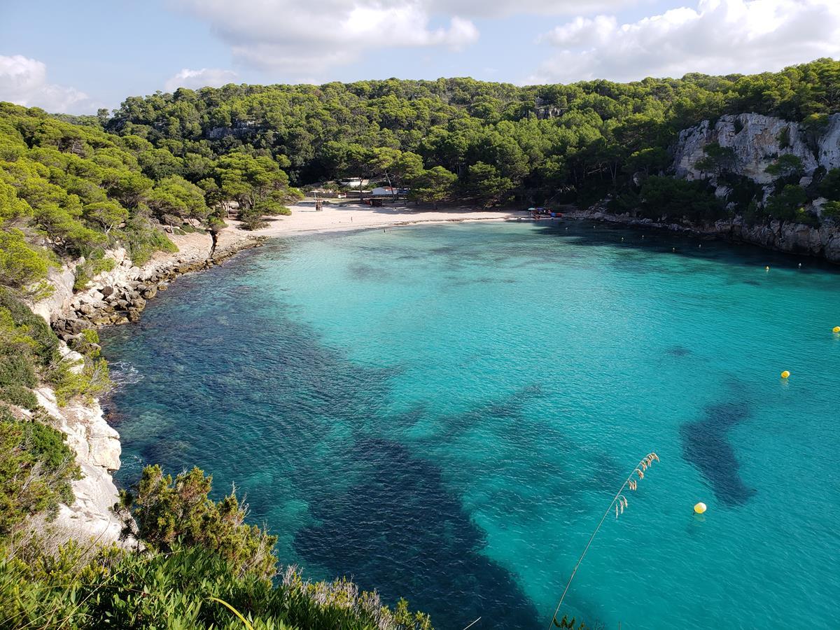 Praias de Menorca