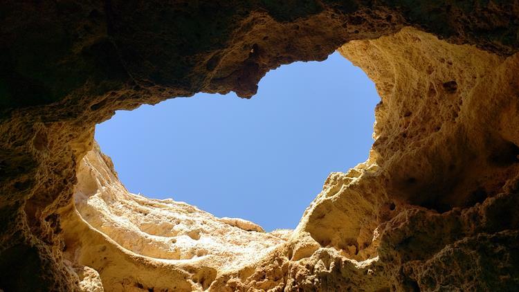 Como chegar a gruta Benagil