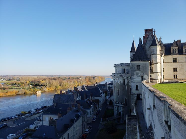castelo real de amboise