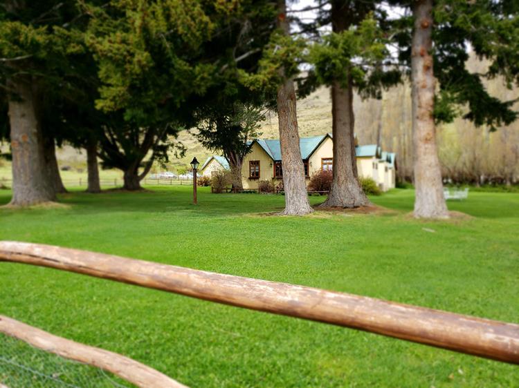 Estância na Patagônia