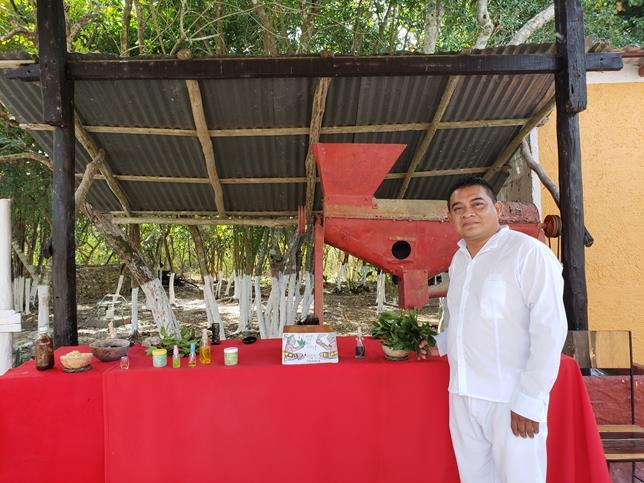 maias e os cenotes no méxico