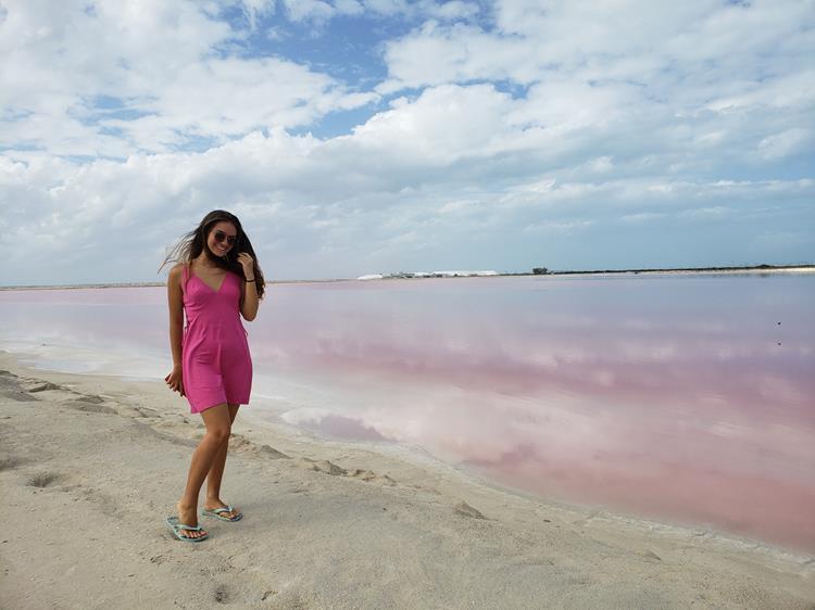Las Coloradas Yucatán México
