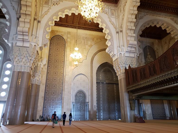 mesquita Hassan II Casablanca