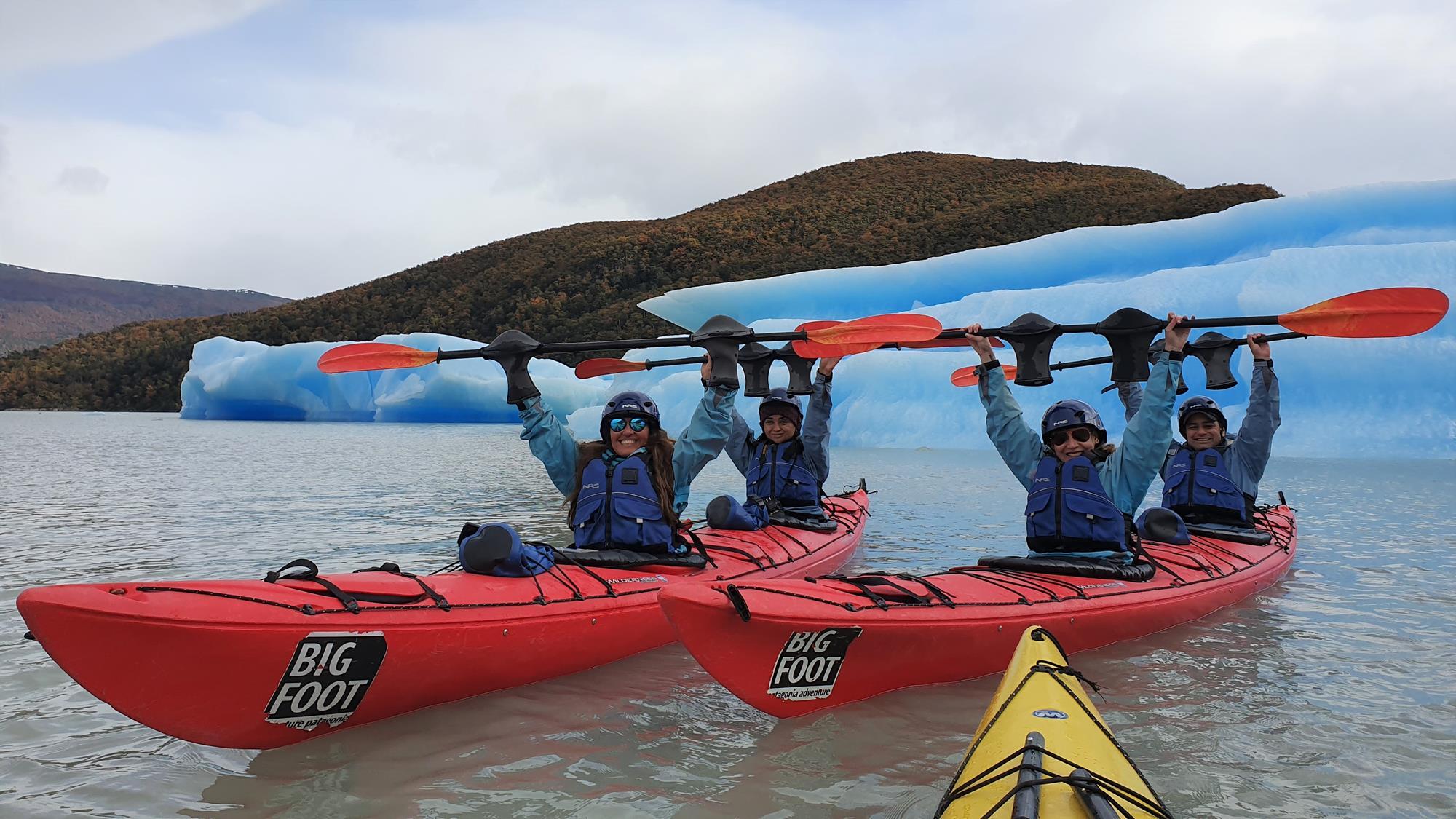 patagonia caiaque aventuras
