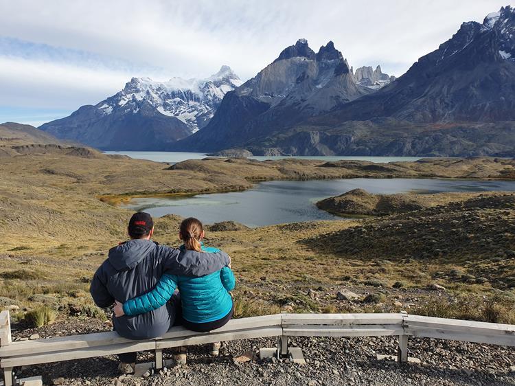 Roteiro em Torres del Paine