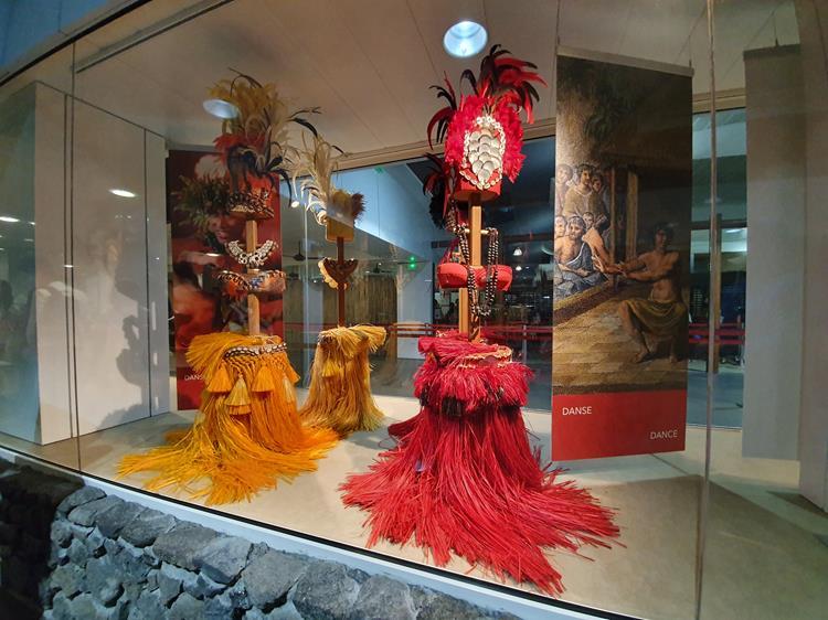 Cultura polinesia francesa