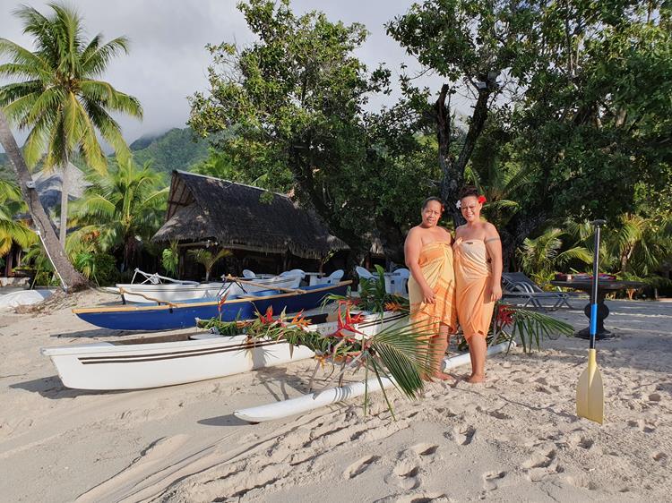 Polinésia Francesa Moorea