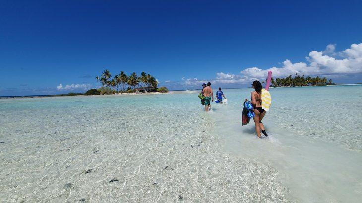 Blue Lagoon Rangiroa