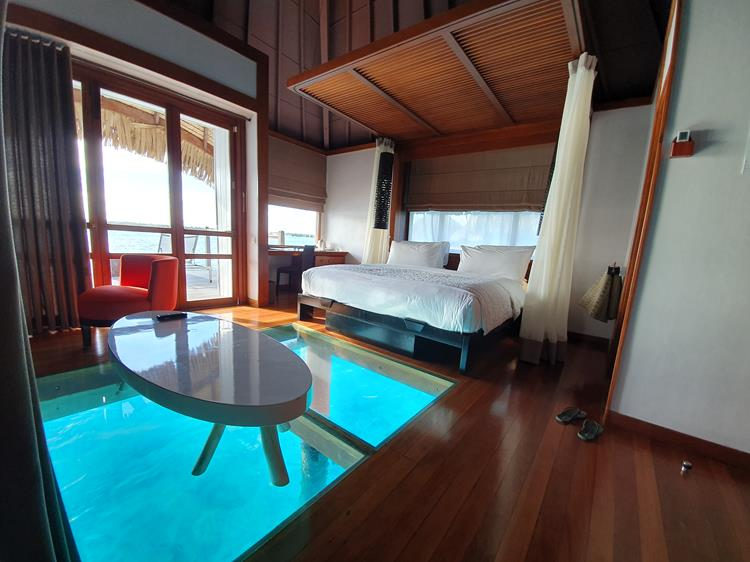 Bangalô Bora Bora