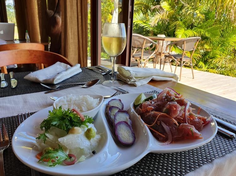 Restaurante Ilha de Pascoa