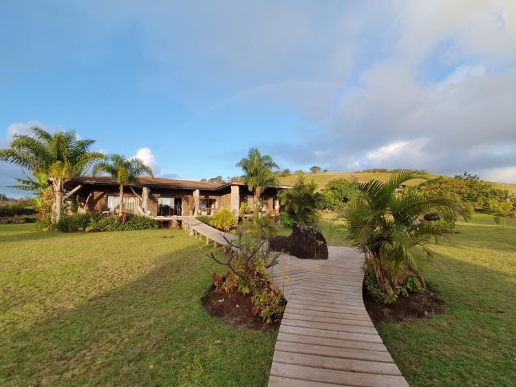 Onde ficar na Ilha de Páscoa