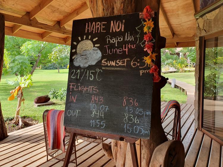 Hotel Hare Noi Ilha de Pascoa