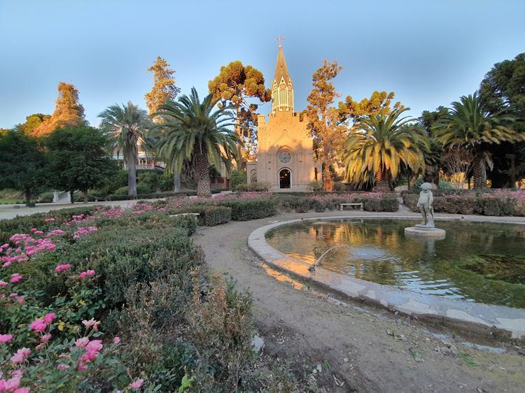 Capela santa Rita Chile
