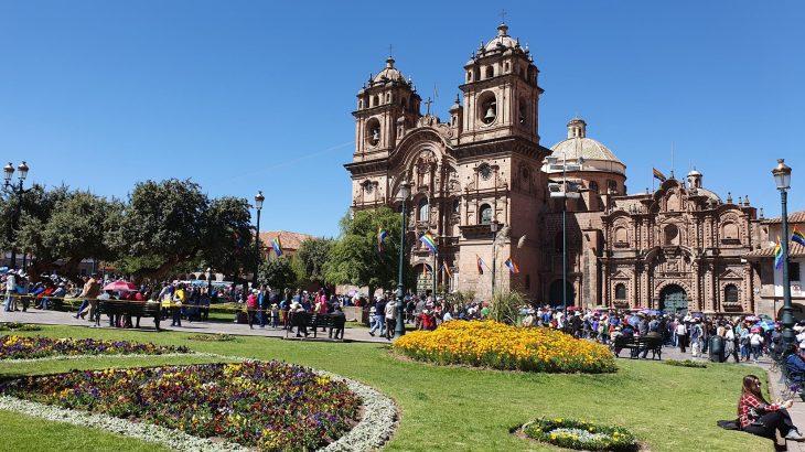 Plaza de Armas de Cusco Peru