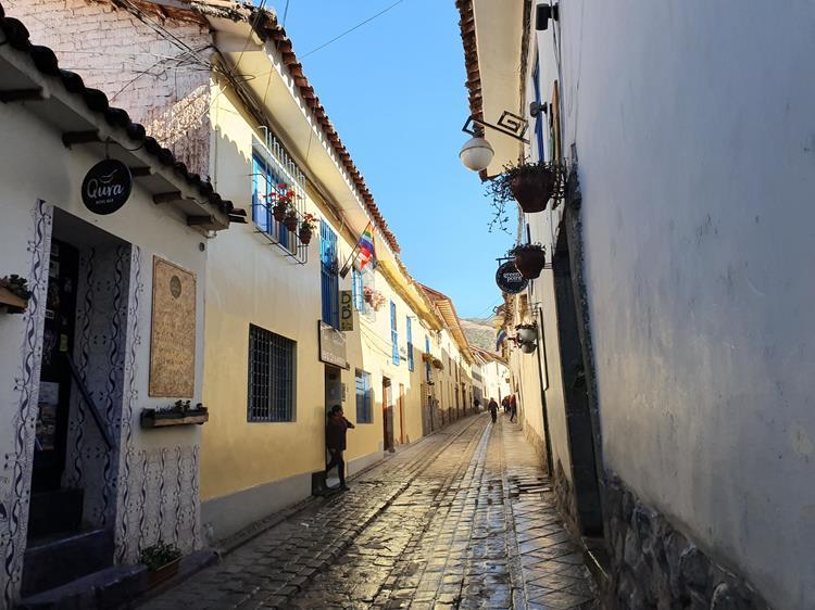 Ruas de Cusco
