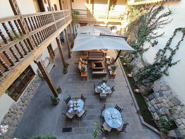 Hotel em Cusco