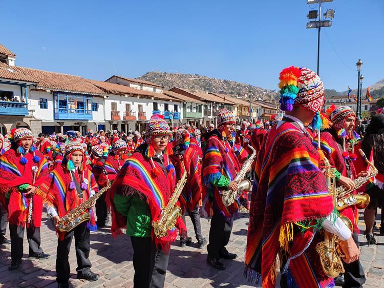 Inti Raymi Cusco