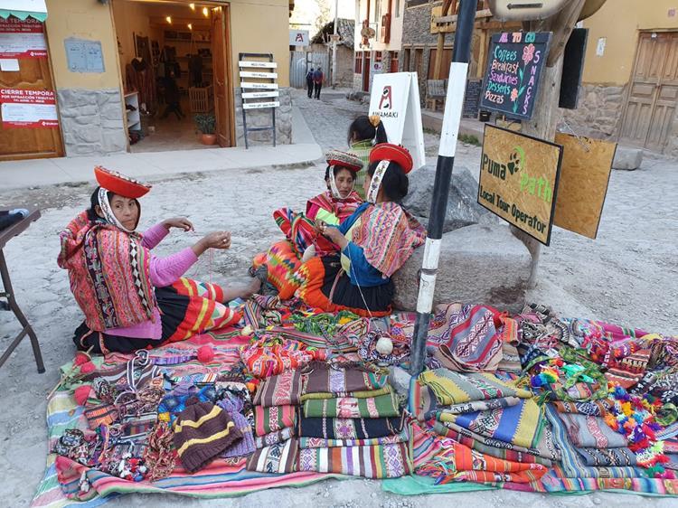 artesanatos peruanos