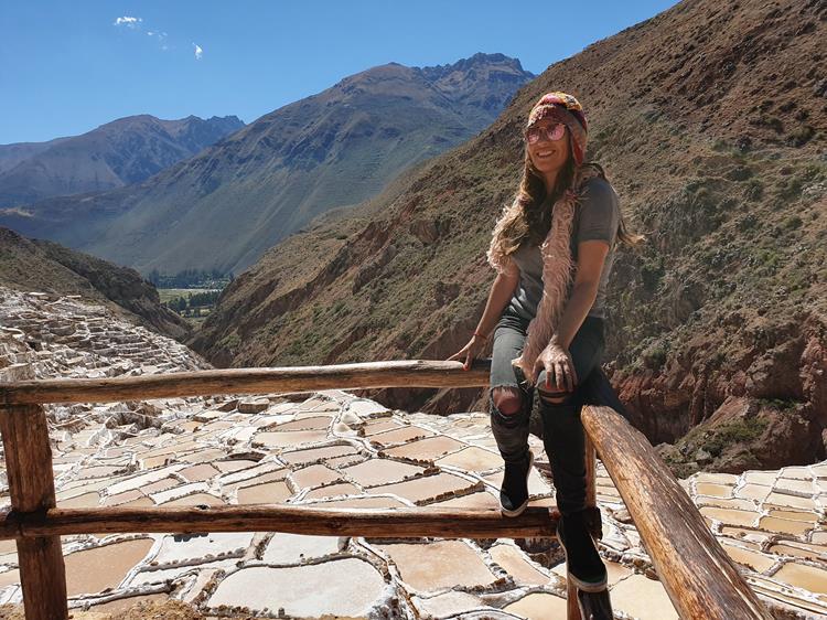 Salinas de Maras Peru