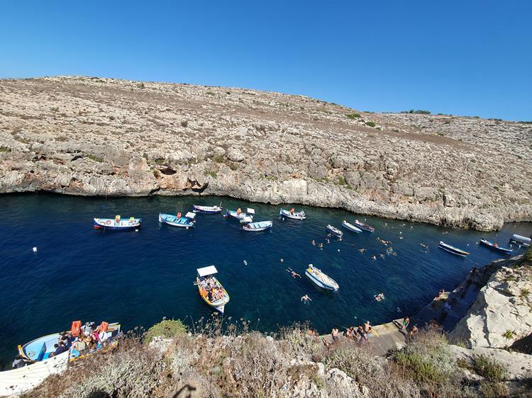 Blue Grotto Bay Malta