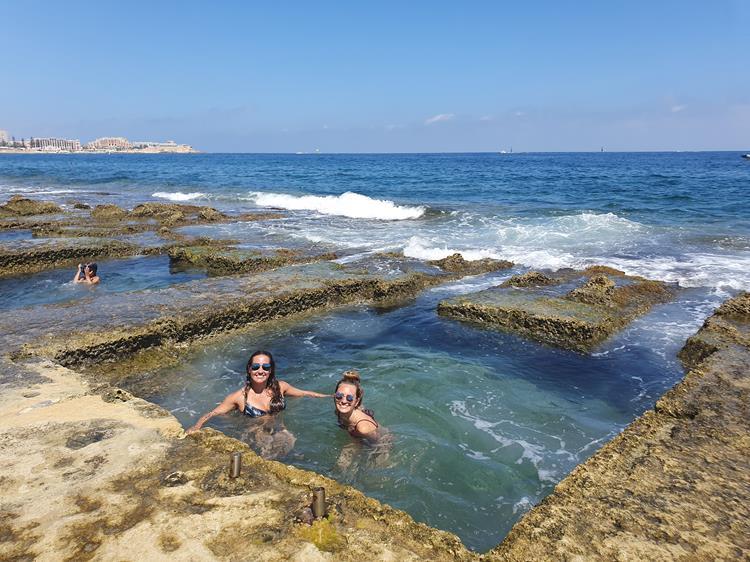 Piscinas de Sliema Malta