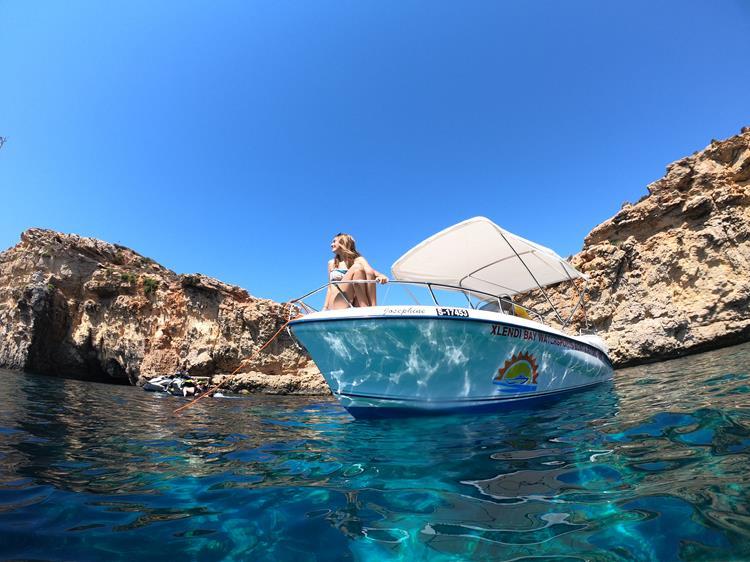 Cristal Lagoon Comino Malta