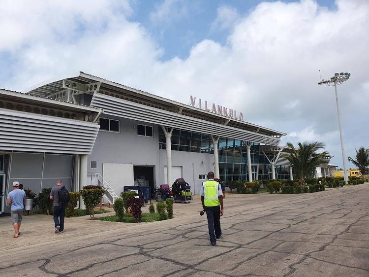 aeroporto de Vilanculos