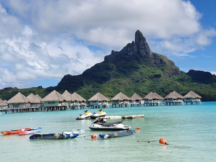 Jet ski Bora Bora