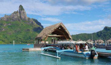 O que fazer em Bora Bora