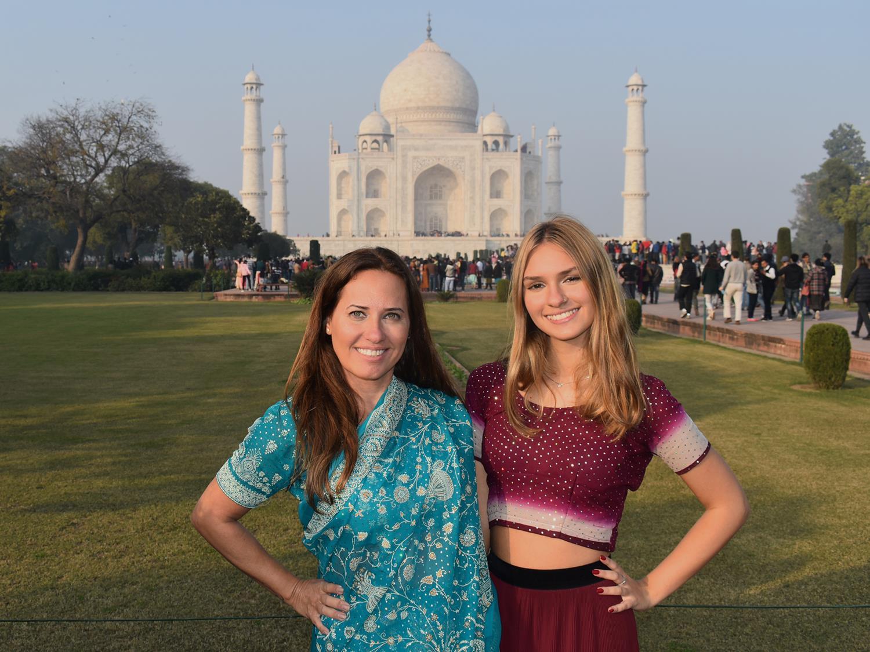 Tah Mahal viagem