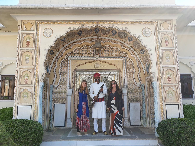Hospedagem em Jaipur