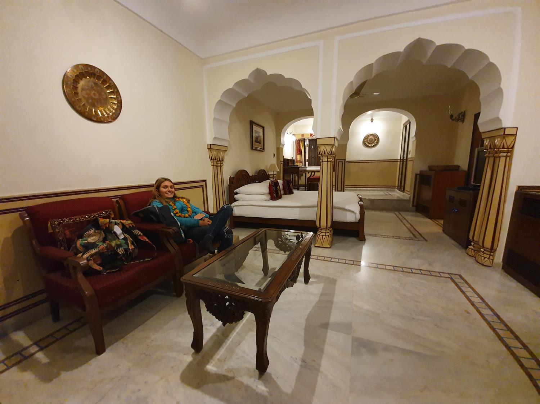 Onde ficar em Jaipur