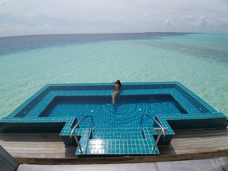 Hotel Spa nas Maldivas