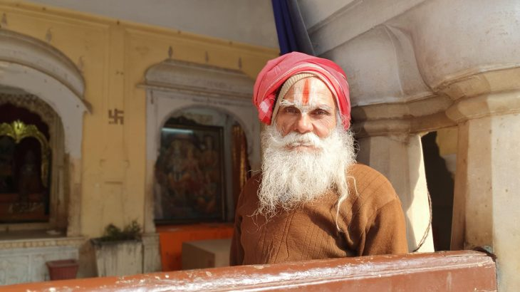 viagem a Índia