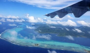 Maldivas ou Polinésia Francesa