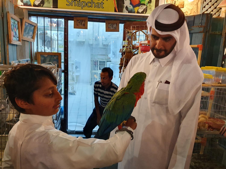 árabes em Doha