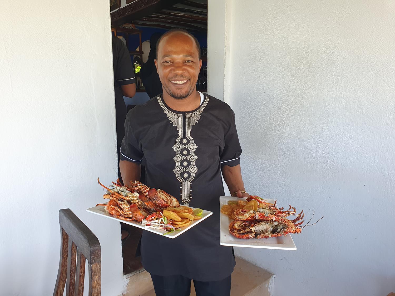 O que comer em Zanzibar