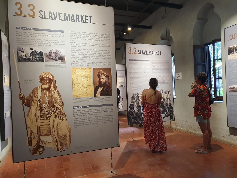 mercado de escravos