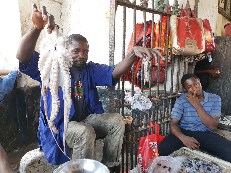 mercado de Darajani