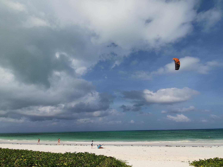 Kitesurf zanzibar