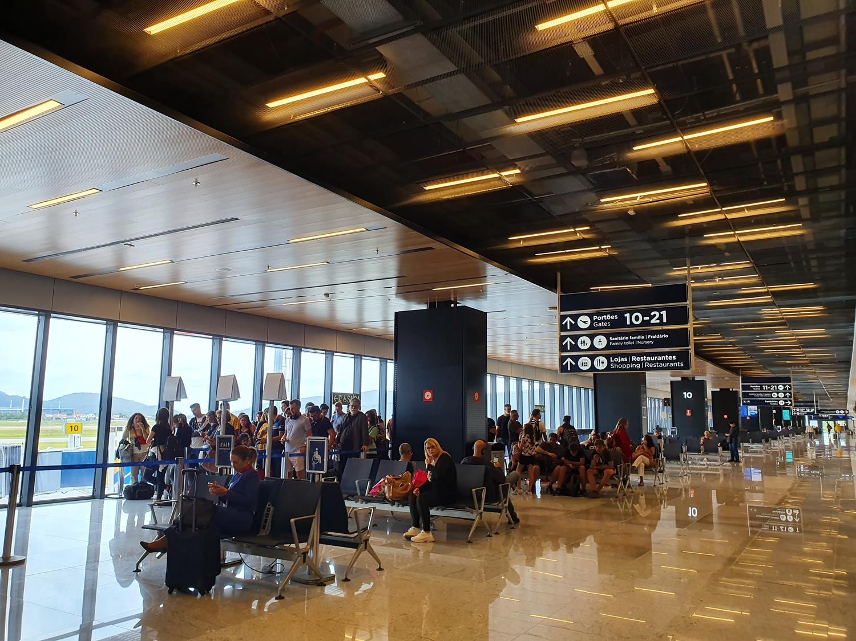 aeroporto novo de floripa