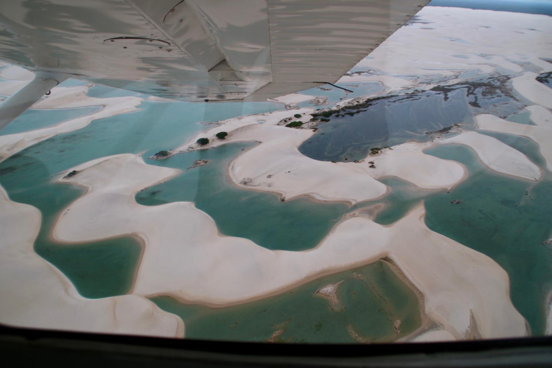 aventuras na terra, na agua e no ar