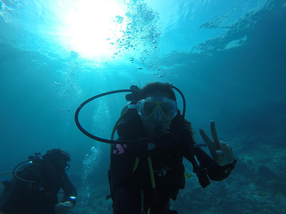 mergulho aventuras