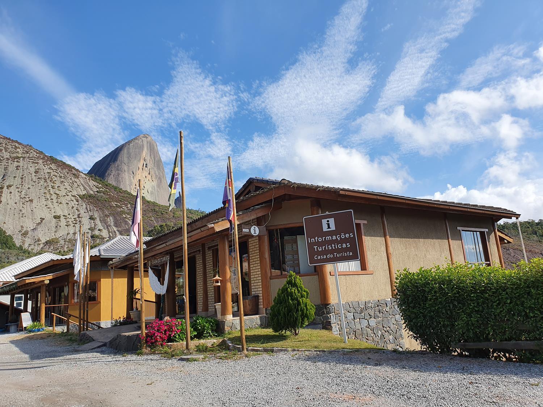 Casa do Turista Pedra Azul